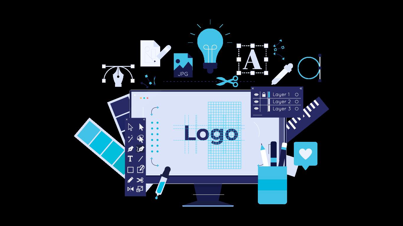 التصميم والعلامة التجارية