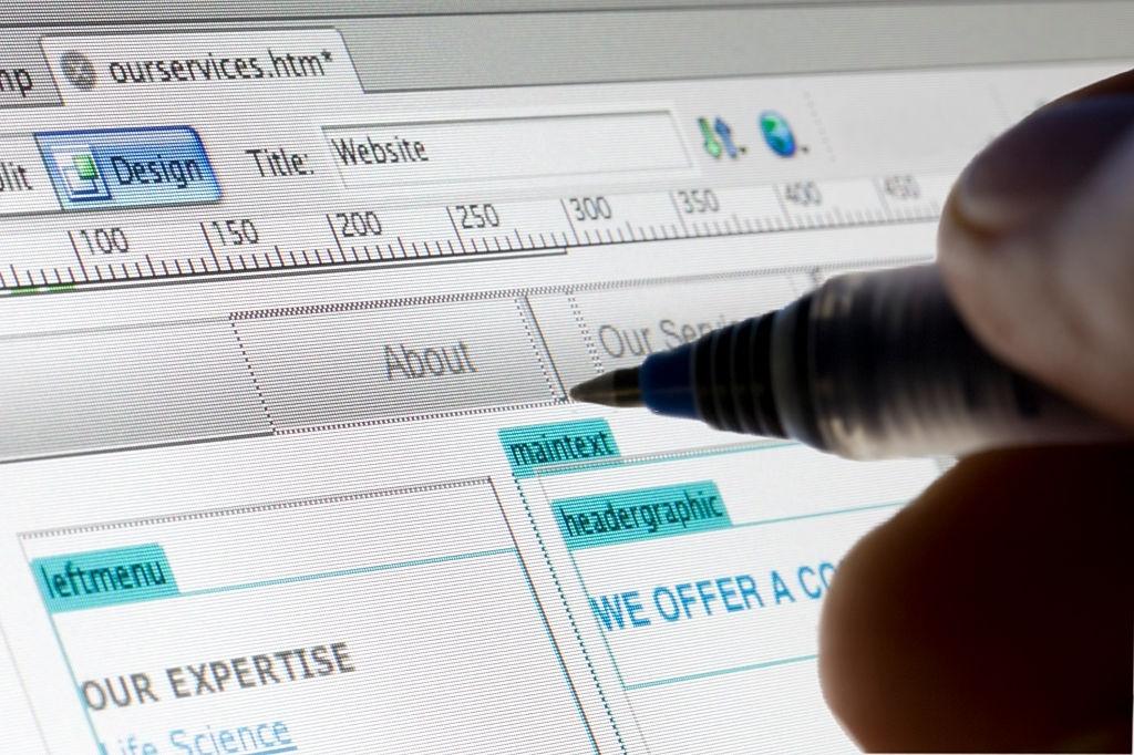 شركة تصميم مواقع في الإمارات